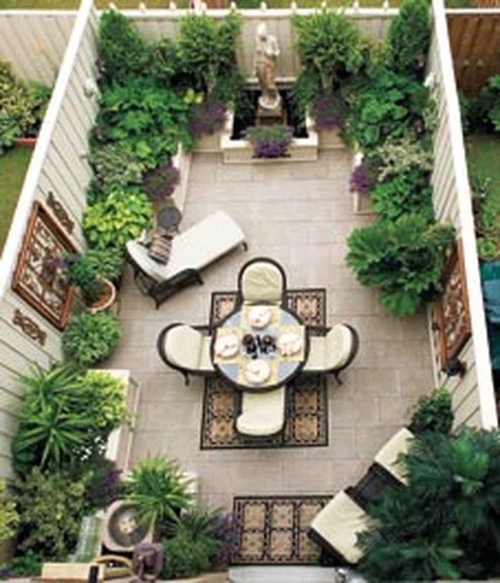 39 Pretty Small Garden Ideas: 80+ Cute Simple Tiny Patio Garden Ideas