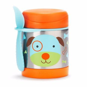 Skip Hop Dog Insulated Food Jar $29.95 #sweetcreations #baby #toddlers #kids #schoollunch