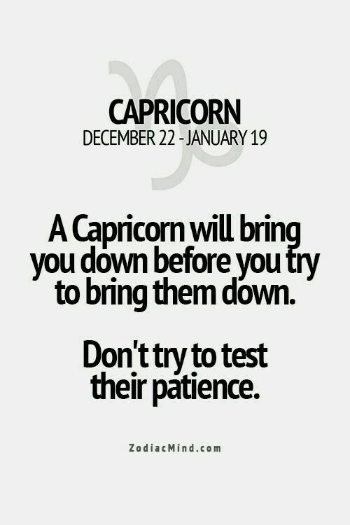 Patience dating a capricorn man  Would You Or Wouldn't You