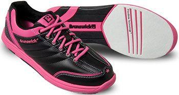 Brunswick Diamond (Women's) Black/Pink