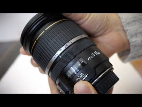 Canon Ef S 17 55mm F X2f 2 8 Is Lens Re Review With Samples Youtube Best Canon Lenses Camera Lens Canon Lens