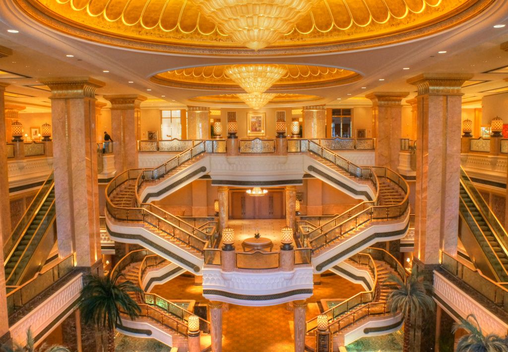 Image result for emirates palace inside | Dubai Ruler Palace