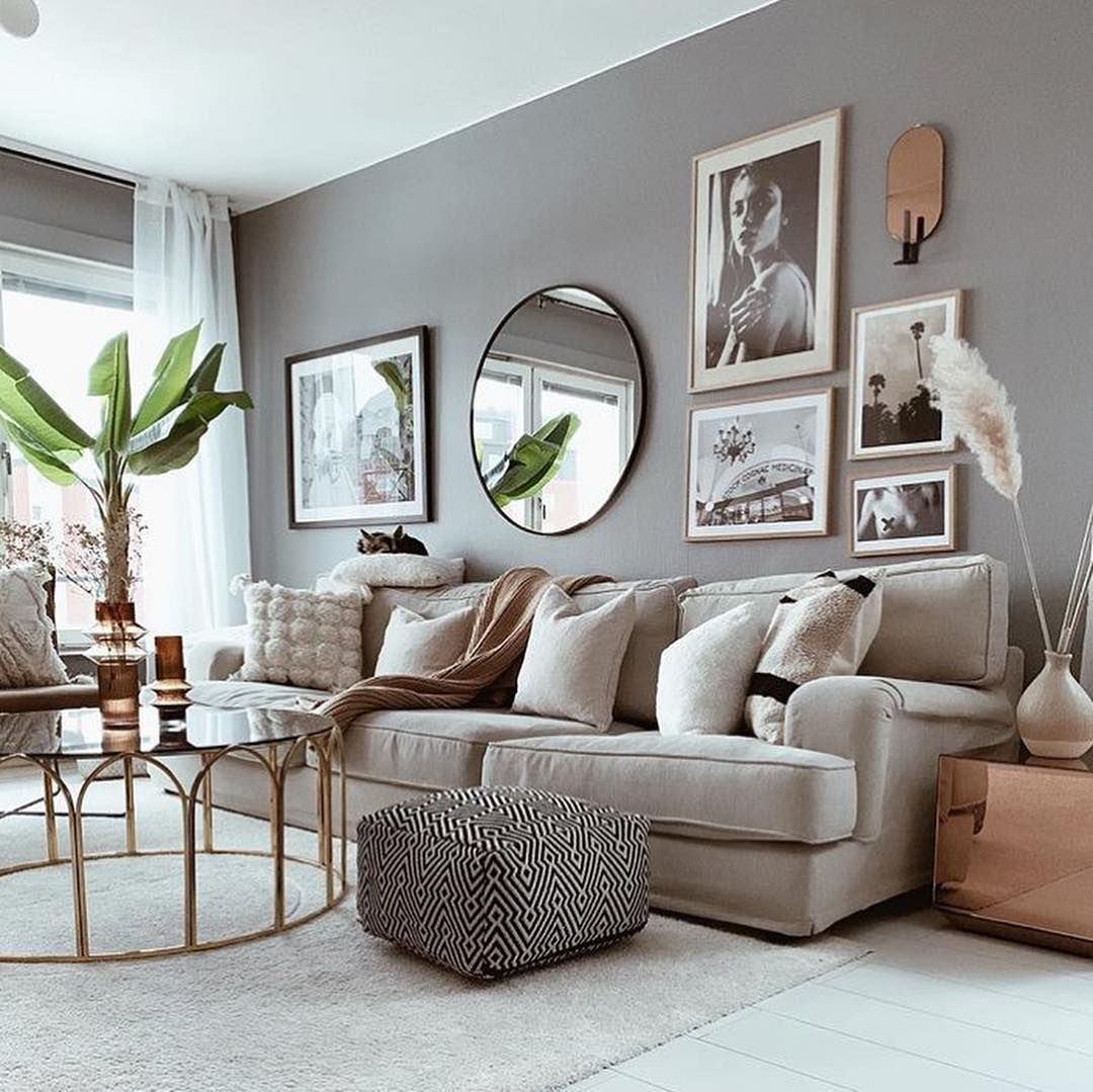 so many nice details check the amazing picture wall on amazing inspiring modern living room ideas for your home id=40532