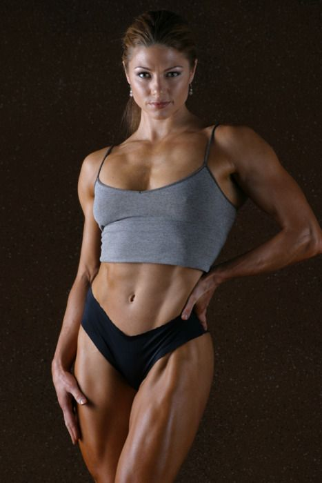 Pin On Female Body Building