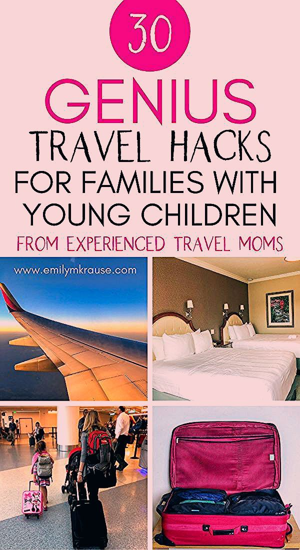 Photo of Travel Hacks for Families with Young Kids — A Mom Explores