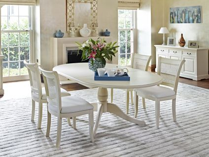 Atherstone Extending Oval Dining Table Dining Tables