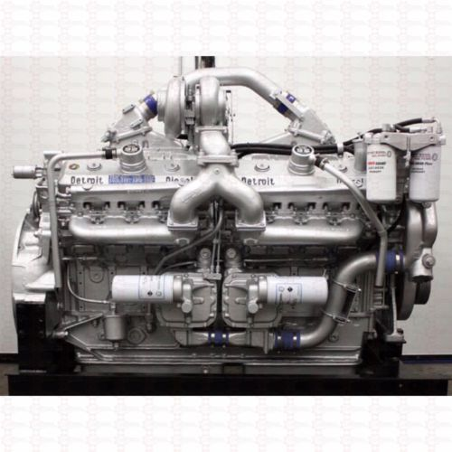 Details About Detroit Diesel Series 71 6 71 Engine All