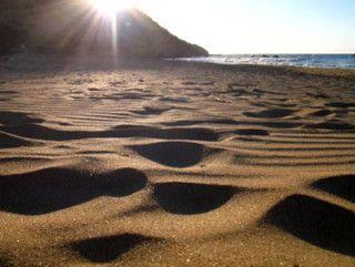 Summer season in Crete