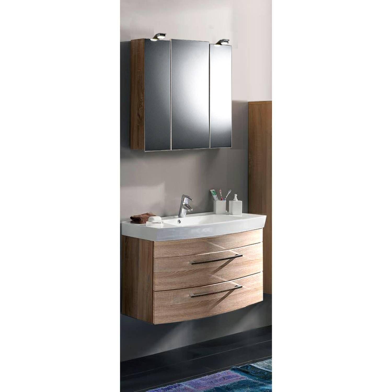 Kleiner Badschrank Spiegelschrank 120 Cm Led Spiegelschrank