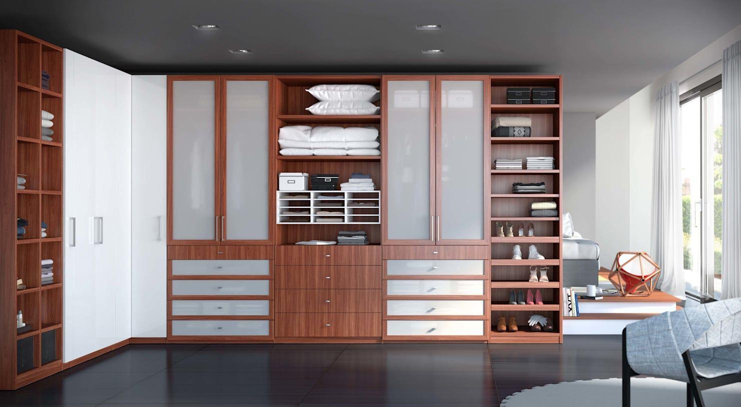 7 tips para crear un clóset-vestidor ¡perfecto! | Closets de ...