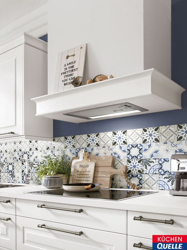 Dunstabzugshauben wie diese aus der Landhausküche Norina 7706 - moderne dunstabzugshauben küche