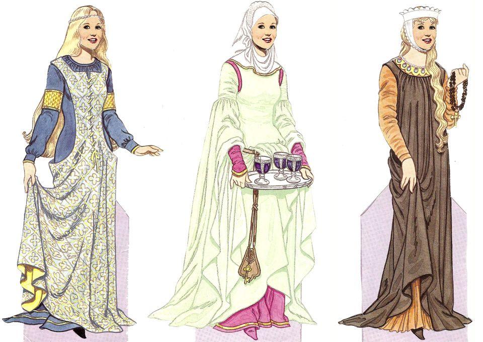украшение будет одежда романский период картинки запои