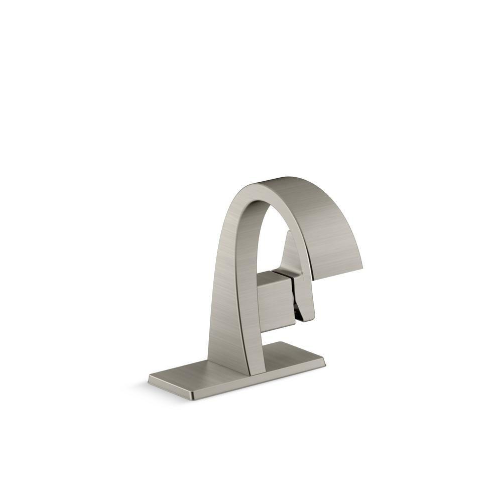 Kohler Katun Single Hole Single Handle Bathroom Faucet In Vibrant