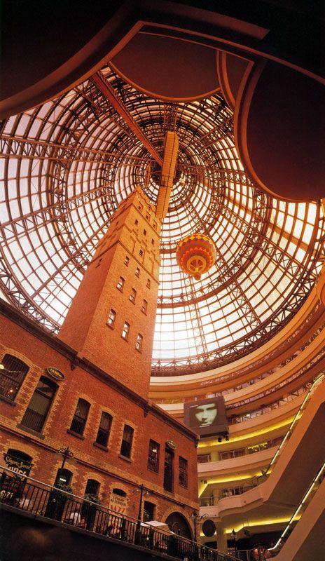 Old Melbourne Central | Melbourne, Melbourne australia, Australian  photography