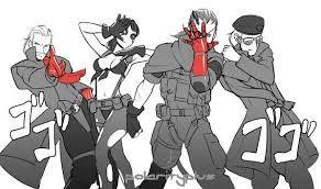 Resultado de imagem para Metal Gear solid memes