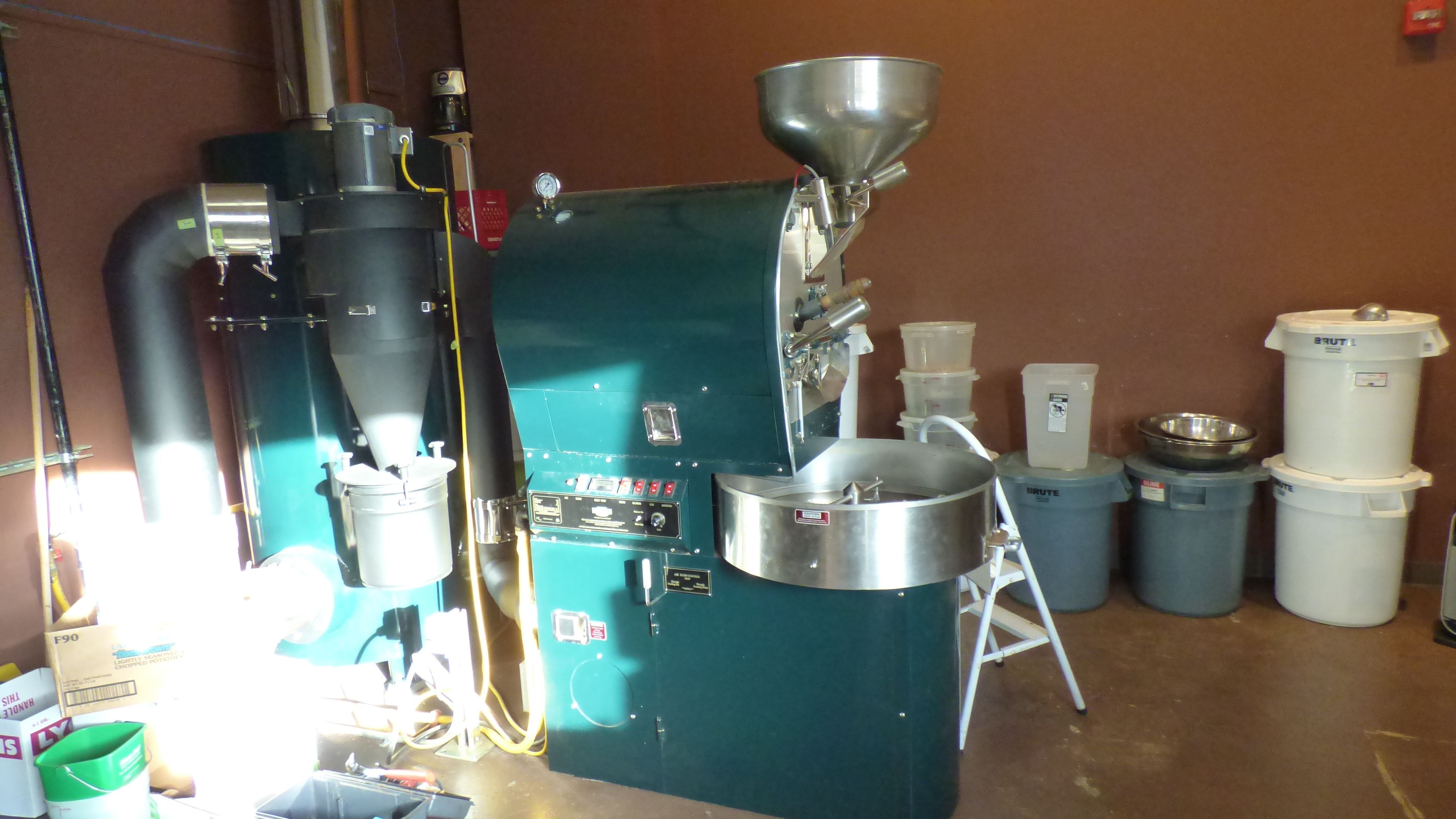 The Coffee Oasis Bremerton Coffee Grinder And Roaster The Aroma Was Wonderful Kitsap Charity Kitsapcares Real Coffee Coffee Shop Business Coffee Business