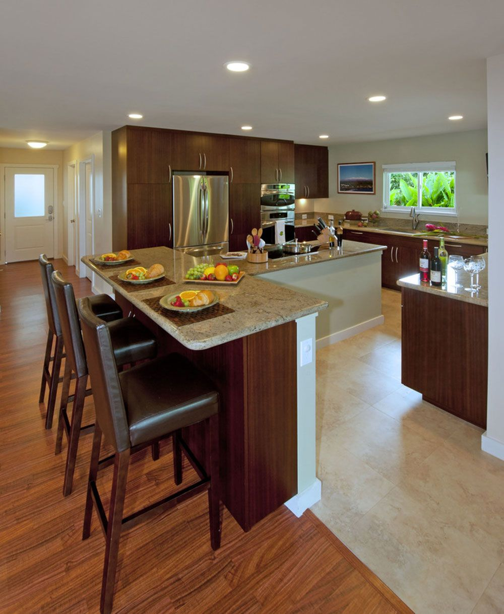l shaped kitchen island ideas to try in your kitchen brown kitchen designs kitchen design on l kitchen id=47276