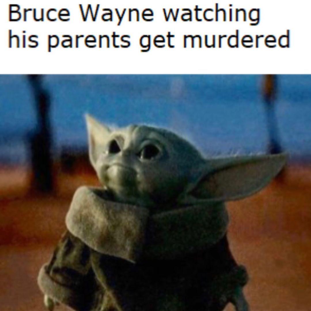 2 281 Likes 42 Comments Baby Yoda Babyyodamemes On Instagram Batman I Am Pinterest Memes Yoda Wallpaper Funny Pictures