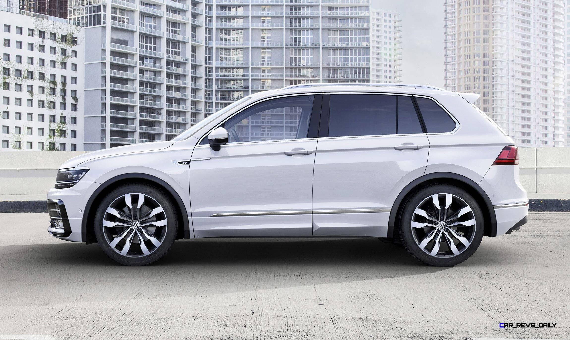 2017 vw tiguan r line get around pinterest vw for Interieur tiguan 2017