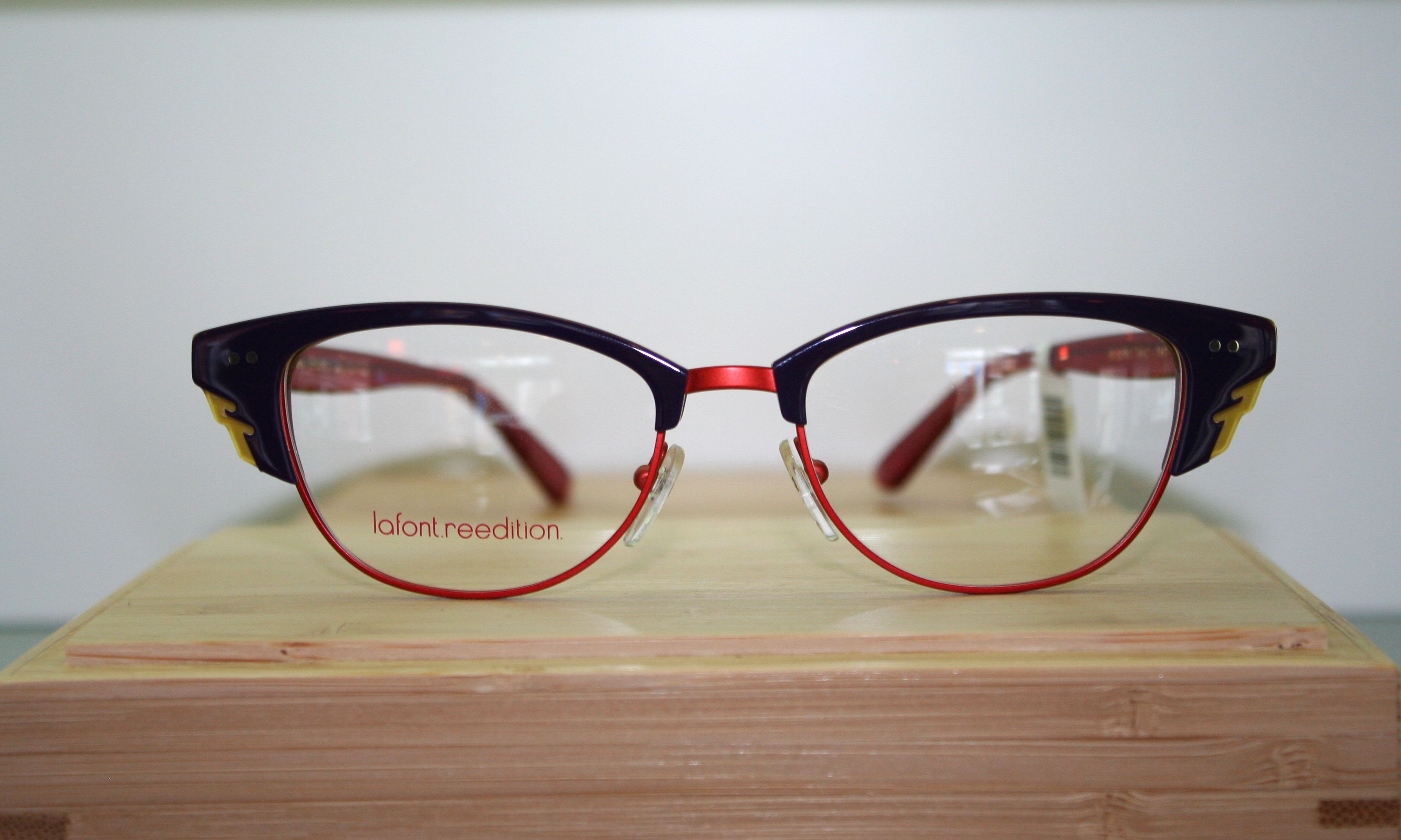 Lafont Reedition http://www.focuseyehealth.com/whats-new/New-News ...