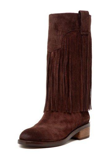 Native Spirit * Boho Style - Caleb Fringe Boot