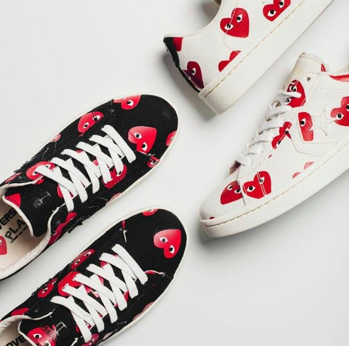 fcf13953b1a0 Discover ideas about Cdg Converse. New post on cocaine-nd-caviar. Cdg ConverseFeature  Sneaker BoutiqueKicks ShoesMy StyleCaviarComme Des Garçons ...