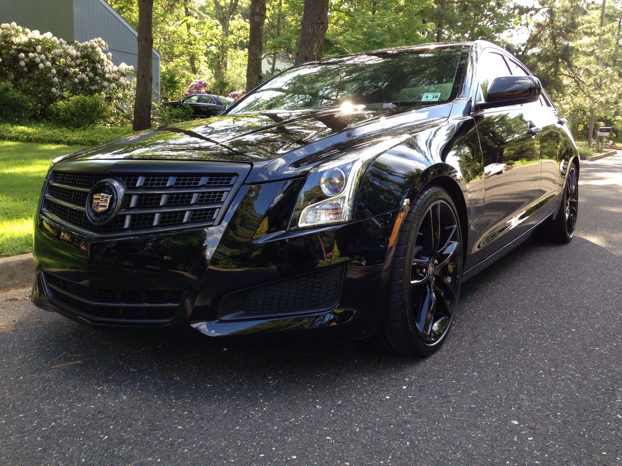 Cadillac ATS   Cars   Pinterest   Cadillac ats, Cadillac and Cars