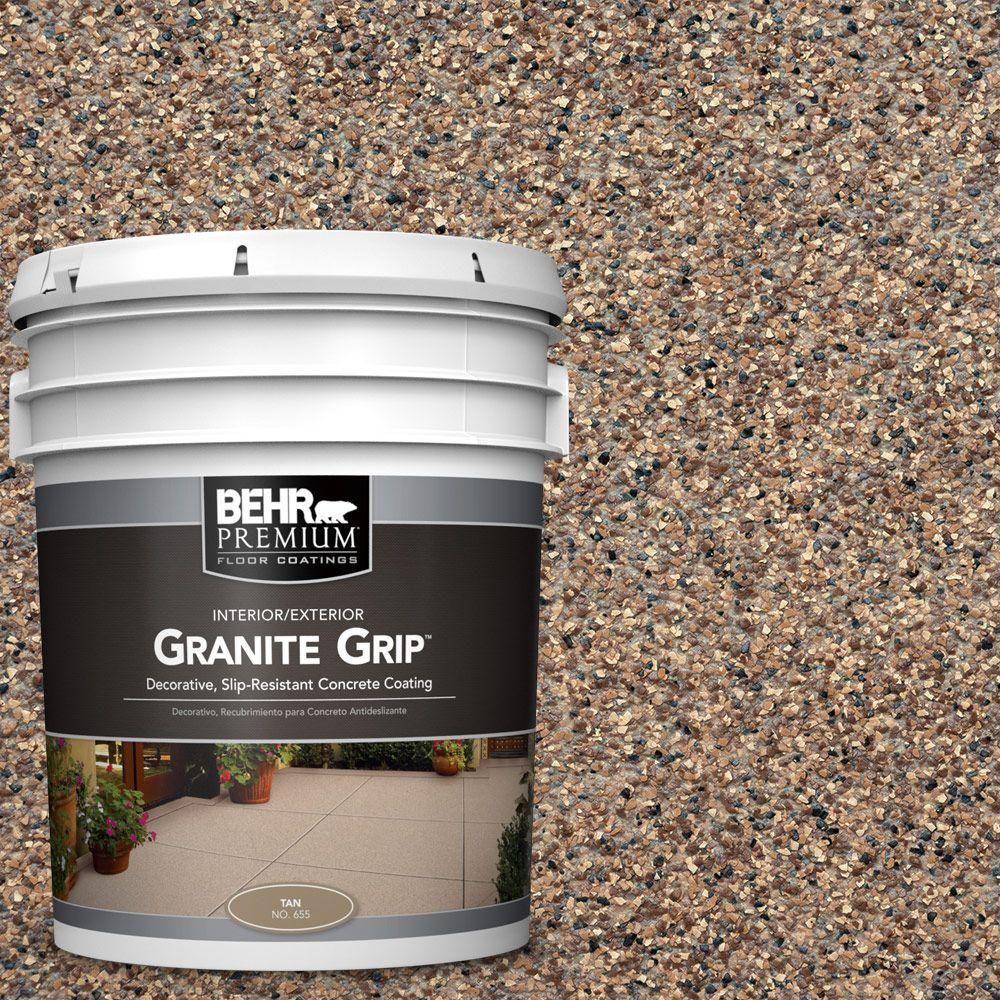 Behr Premium 5 Gal Gg 15 Amethyst Decorative Flat