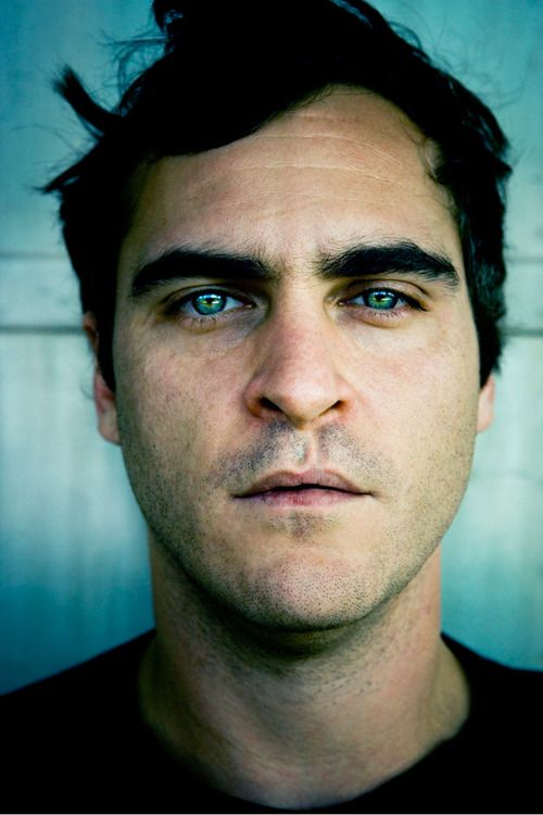Joaquin Phoenix photographed by Michael Muller