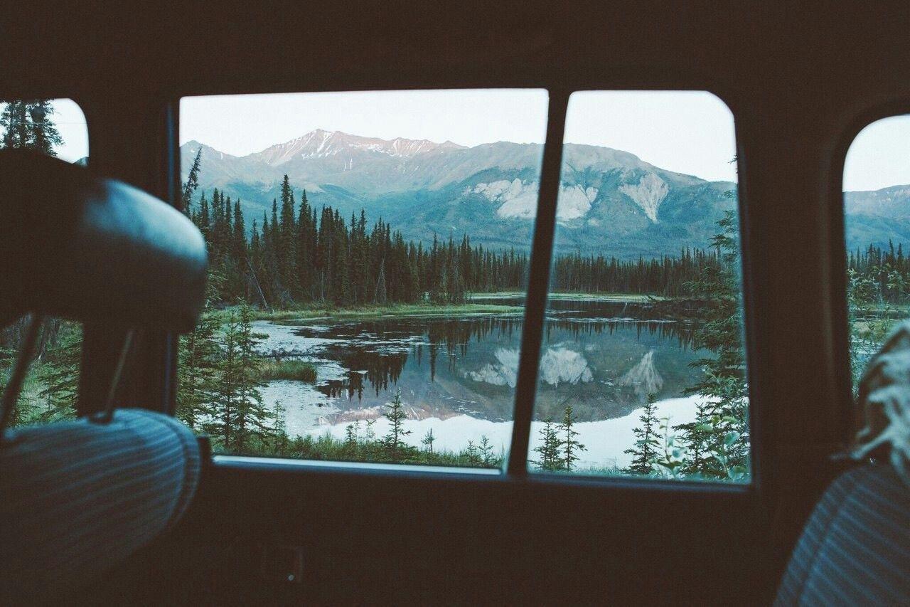 Un lindo paisaje te relaja y anima!