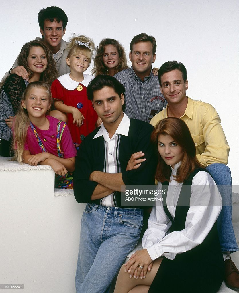 House Cast Gallery August 30 1993 Jodie Full House Cast Full House Fuller House