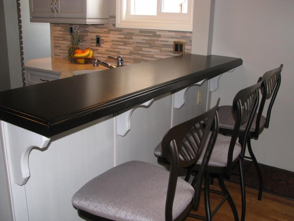 bar raised ideas a countertops to designs best countertop home build how kitchen