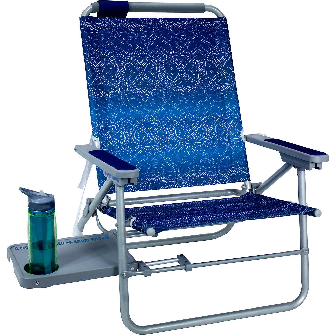 GCI Outdoor Waterside Big Surf Chair with Slide Table