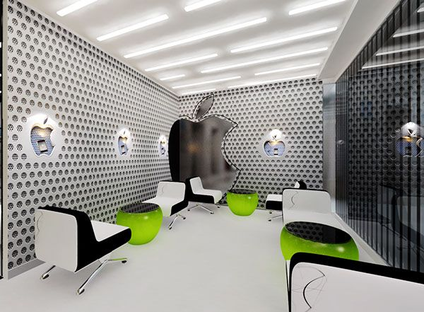 Apple Office On Behance
