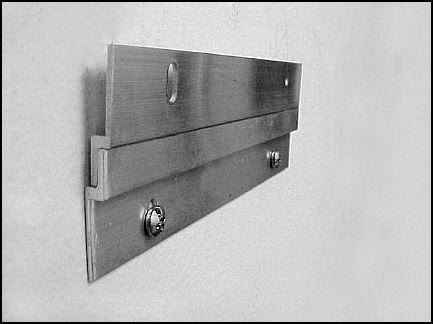 Metal French Cleat In 2019 Attach Headboard To Wall