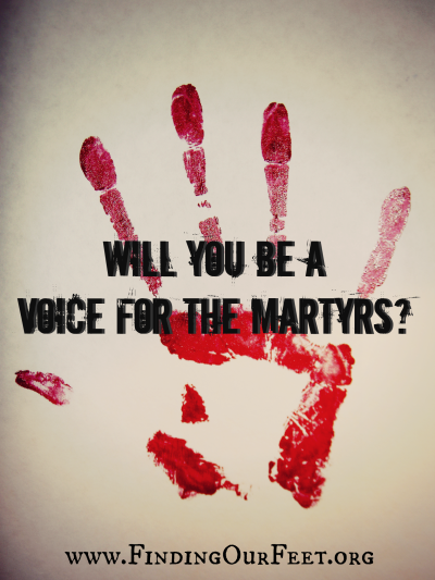 Original Song By Hannah Miller Voice Of The Martyrs Remembering