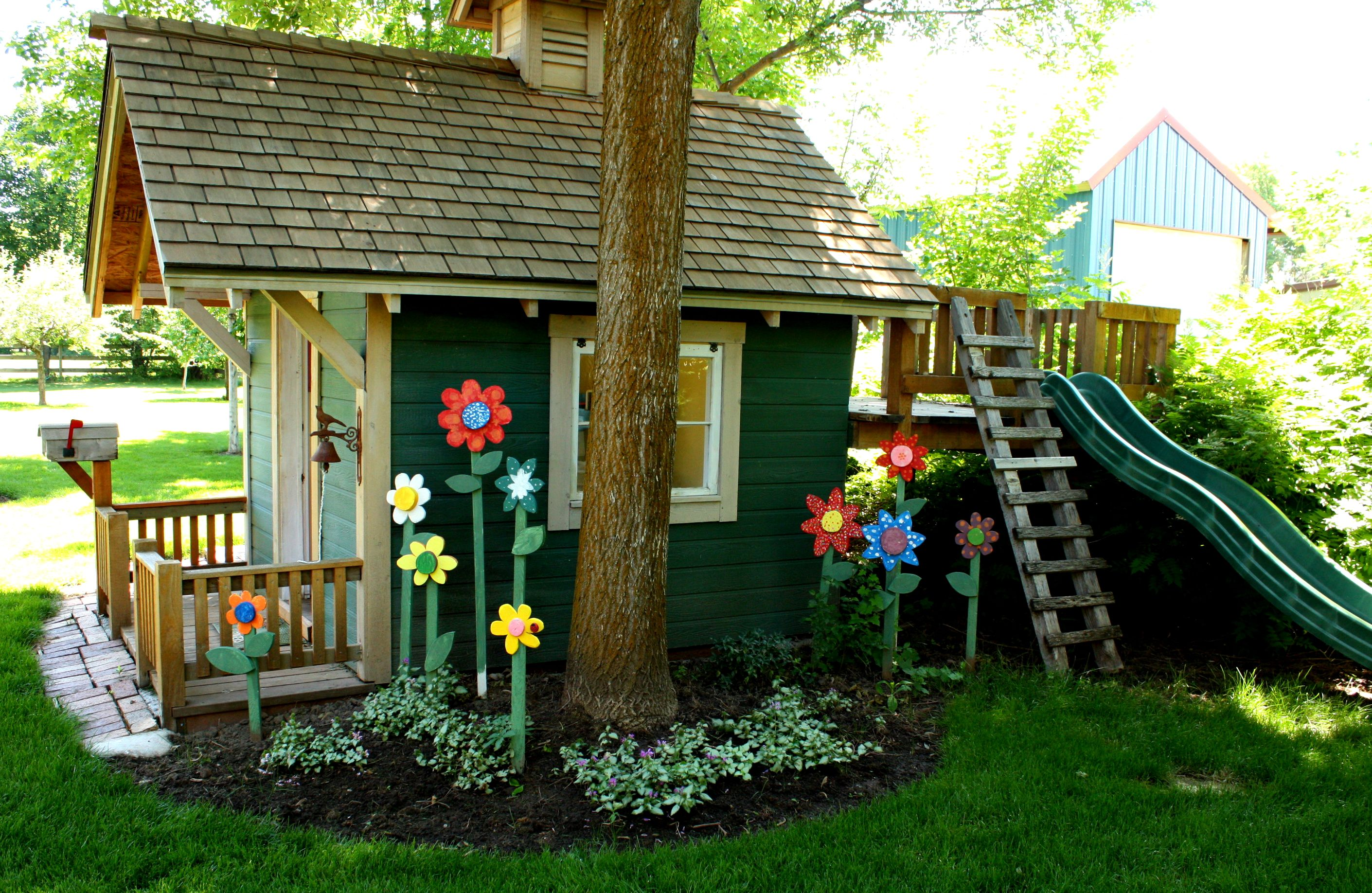 7 Layer Studio Play Houses Backyard Play Backyard