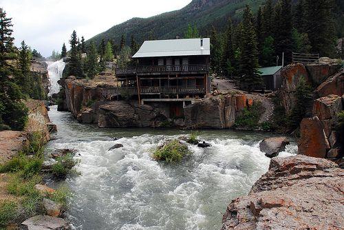 Hidden Treasure Mine Near Lake City Colorado Colo My Vacation Paradise Pinterest Lakes And