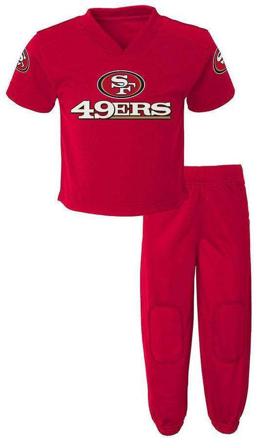 Toddler San Francisco 49ers Field Goal Pants
