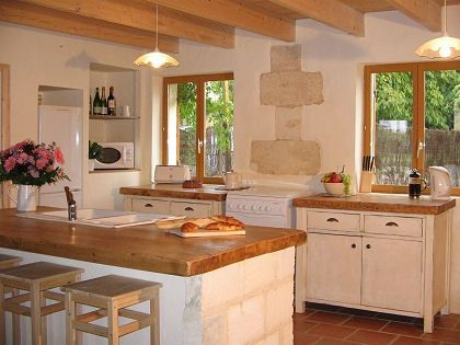 Cucina Finta Muratura Ikea : english country Country Kitchens ...