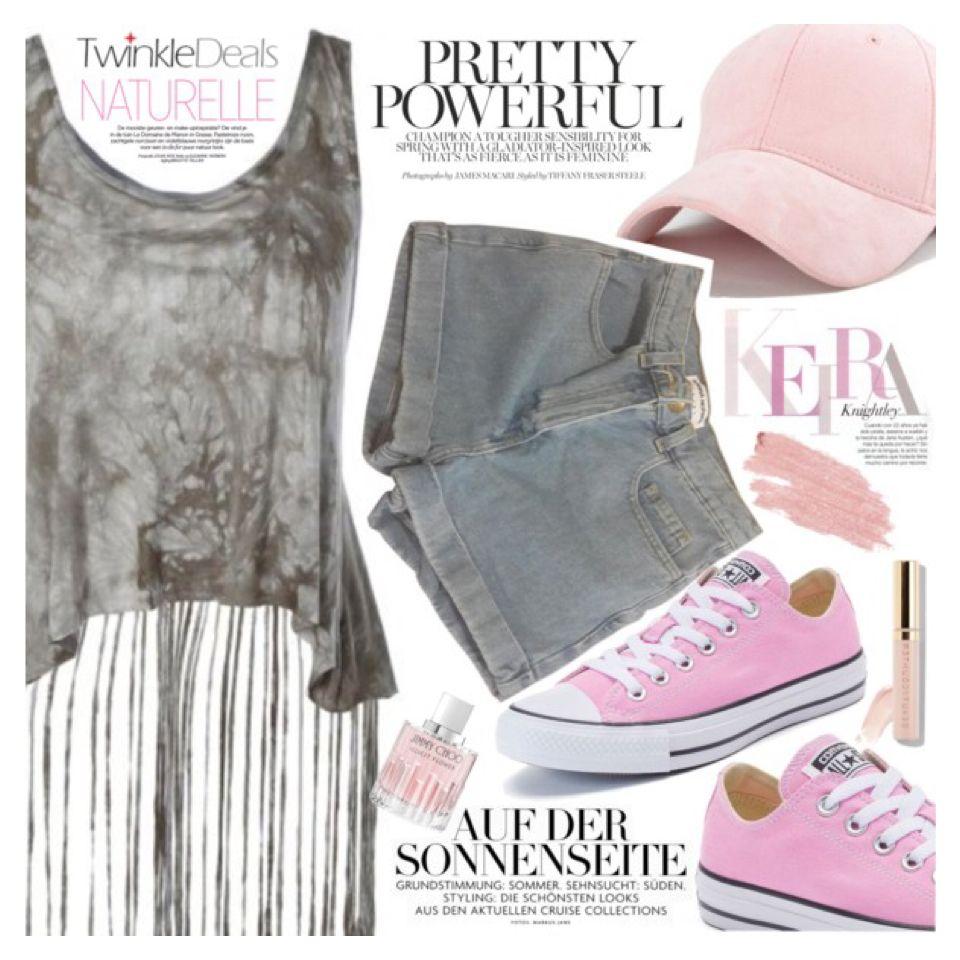 Pink and Grey by vanjazivadinovic