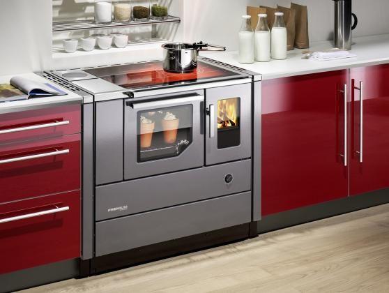 Küchen-Hexe   Küchenhexe   Küchenofen   Holzofen   Landhausherd ...