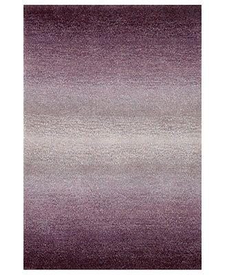 Liora Manne Area Rug, Ombre 9663/49 Horizon Purple 2'3 x 8' Runner Rug - Modern Rugs - Rugs - Macy's