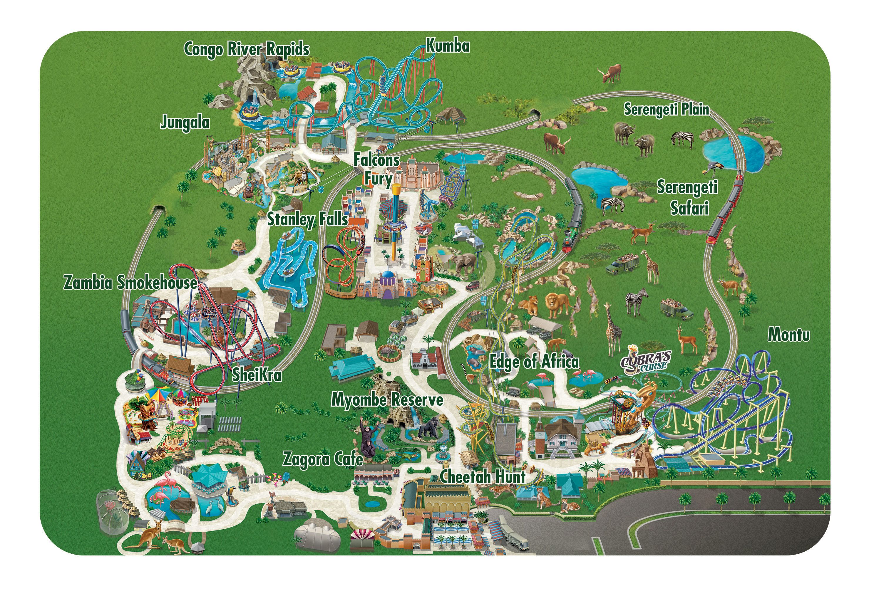 View 3 Parks SeaWorld, Aquatica And Busch Gardens Ticket For The Price Of 2! Good Looking