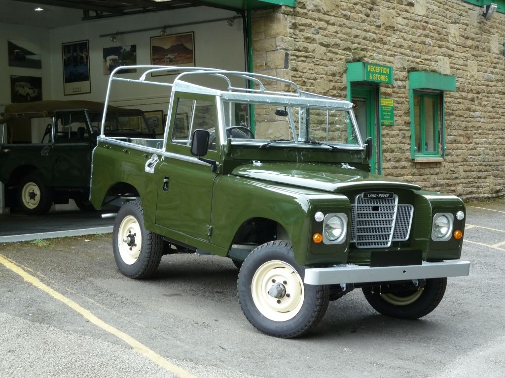 1982 Series 3 Land Rover Land Rover Vintage Pinterest