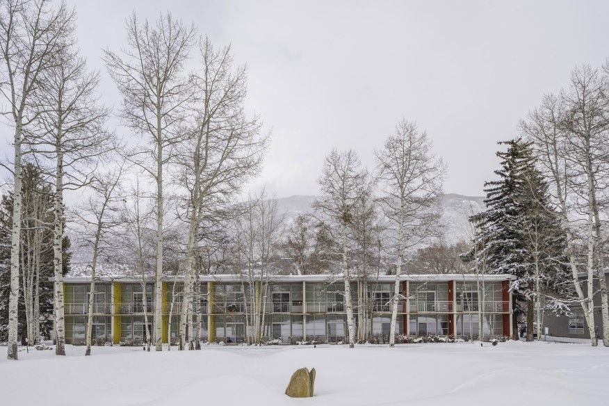 How the Bauhaus Came to Aspen Architect Magazine Arts