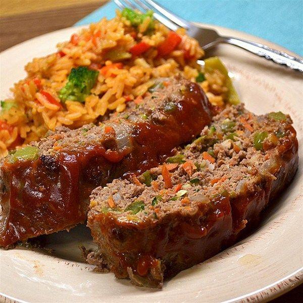 Momma S Healthy Meatloaf Recipe Meatloaf Recipes Healthy Healthy Meatloaf Recipes