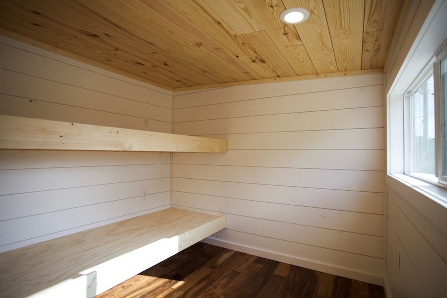 A Big And Beautiful Tiny House By Nomad Tiny Homes Of