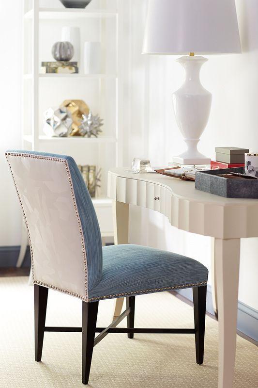 Barbara Barry Designed Desk After Jacques Ruhlmann