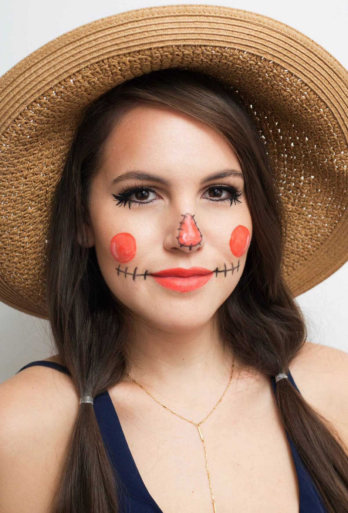 8 Halloween Looks You Can Create With Makeup You Already